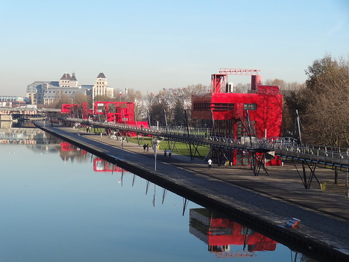 Follies, Parc de la Villette (Tschumi), Paris / FR, 2013