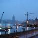 Stockholm in Rain