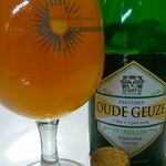 ベルギービール大好き!! デ・カム オード・グーズ De Cam Oude Geuze