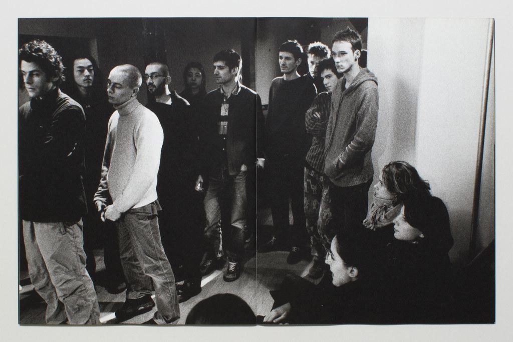 Yohji Yamamoto Pour Homme Lookbook F:W 2000 7