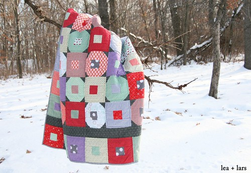 Christmas/winter quilt