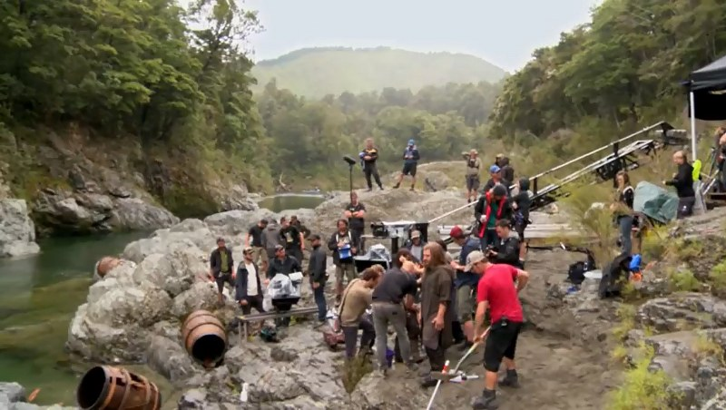 Filming locations Hobbit