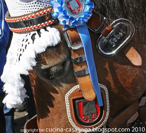 Spaten Jobst Pferd