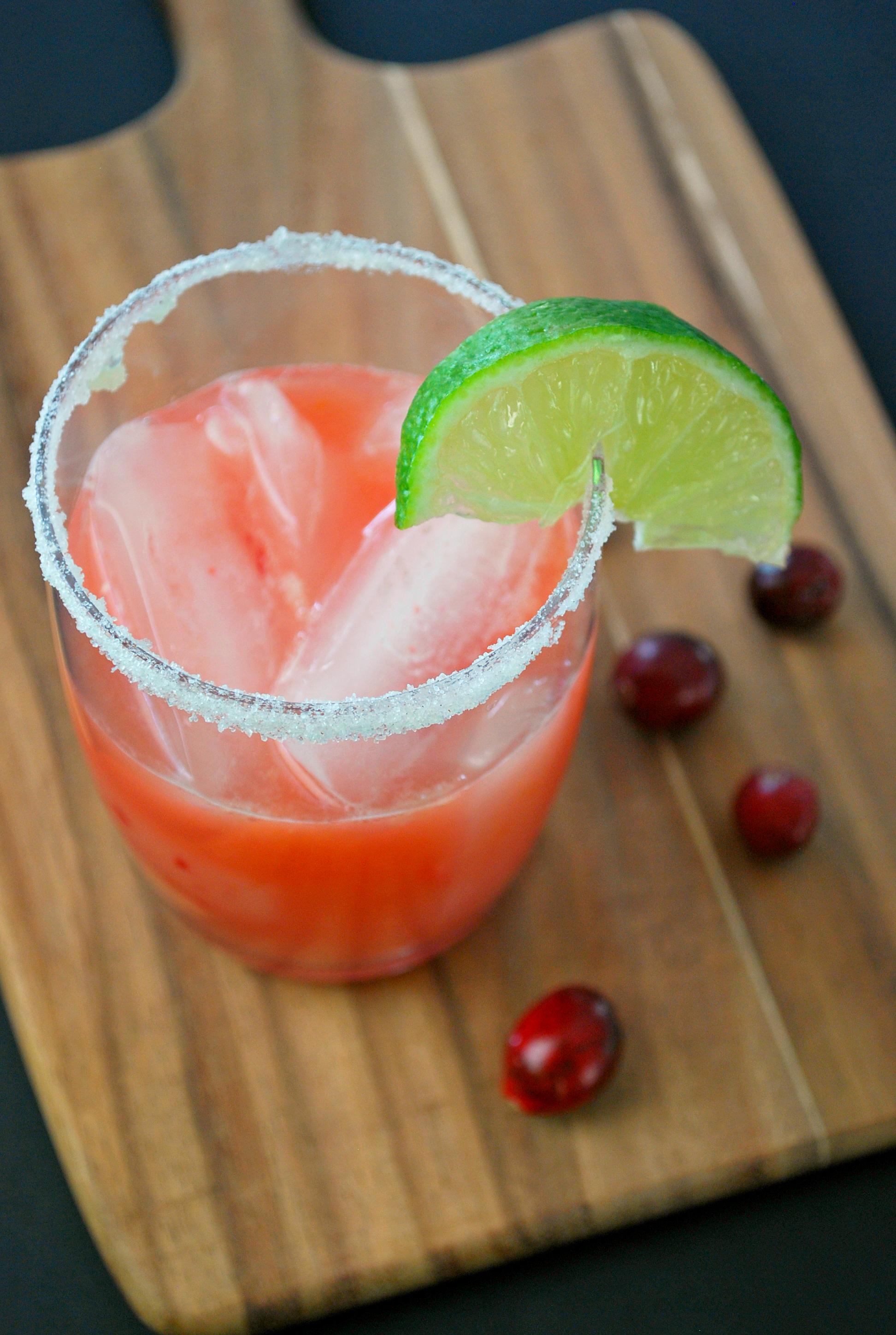cranberry margarita 2