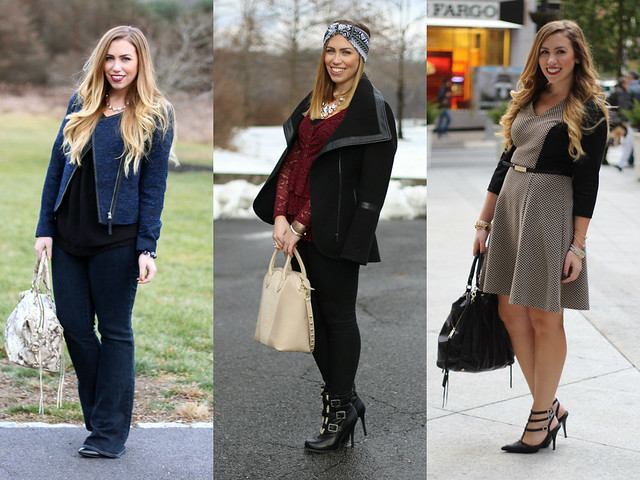 Living After Midnite: December Outfits
