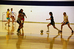 Intramural Indoor Soccer