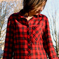 Plaid Archer Shirt