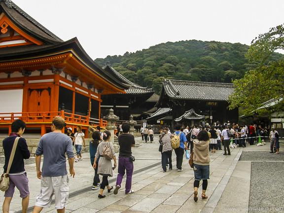Kiyomizu Dera - Kioto