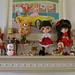 My Christmas Dolly Shelf by Big Red Angel