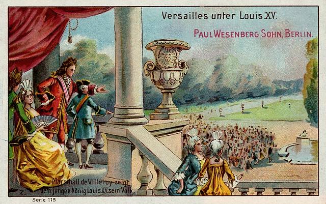 paul Wesenberg Sohn Berlin  Versailles Louis XV (3)