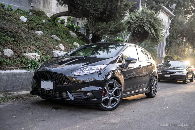 The Tuxedo Black Fiesta ST picture thread  Page 4  The Fiesta ST