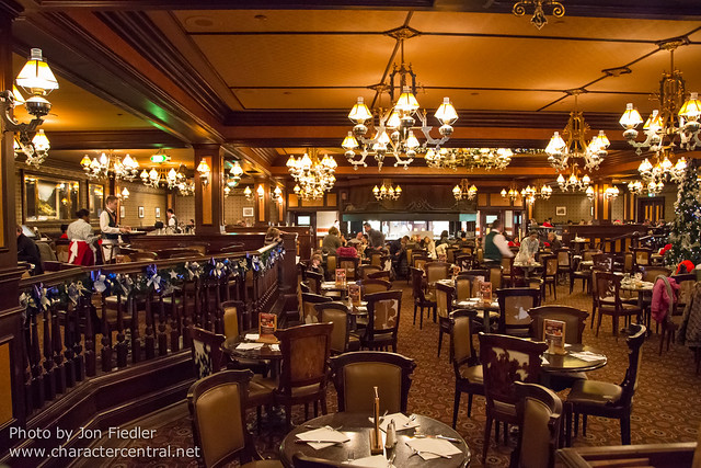 DLP Dec 2013 - Lunch at the Silver Spur Steakhouse