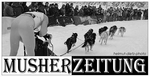 WSA Schlittenhundeweltmeisterschaft - WSA World Championship 2006, Frauenwald