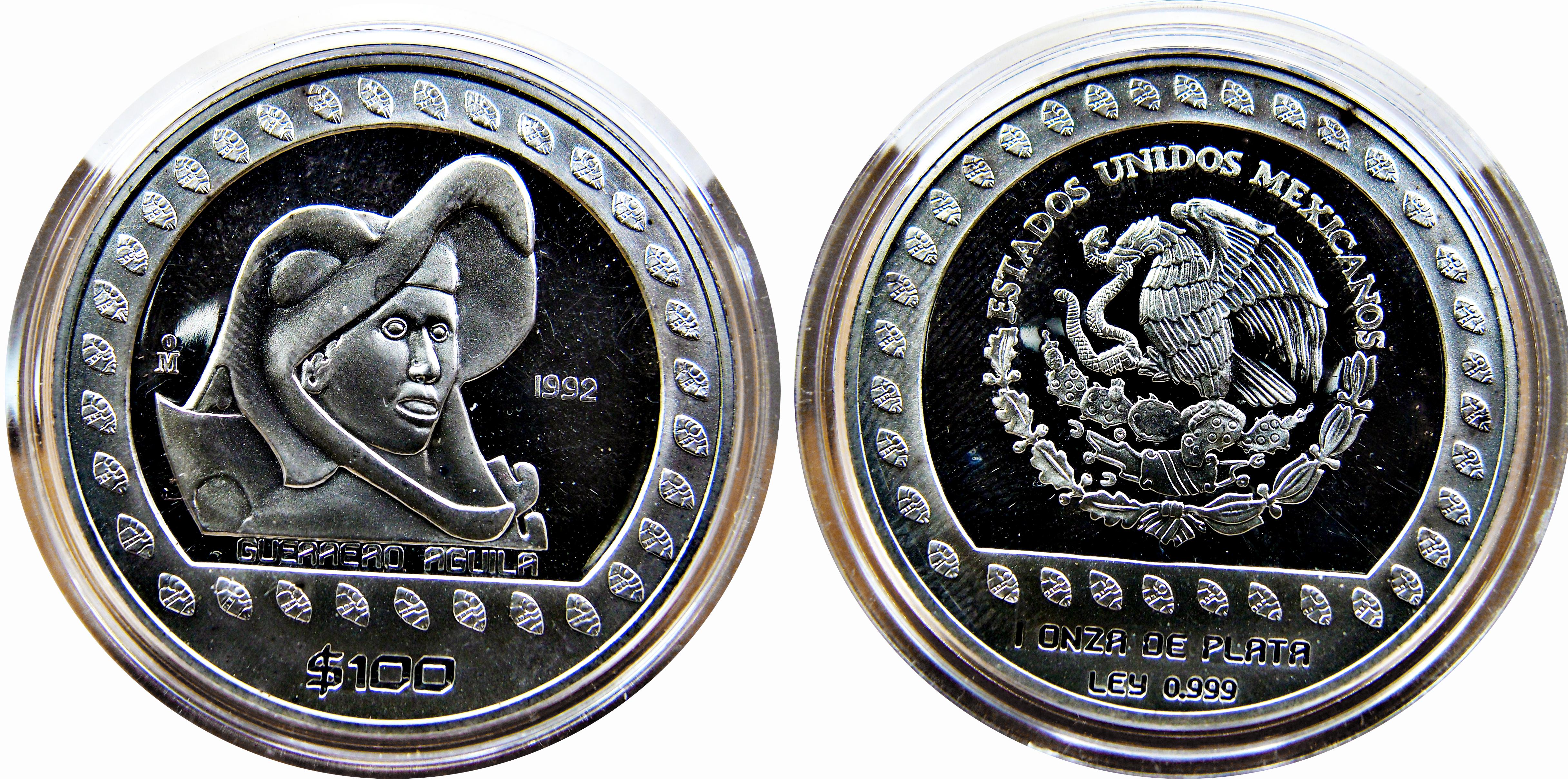 Colección Precolombina de onzas de plata del Banco de Mexico 12123556683_54432c36a5_o