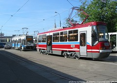 Moscow tram LT-5 1003_20030521_5_ShiftN