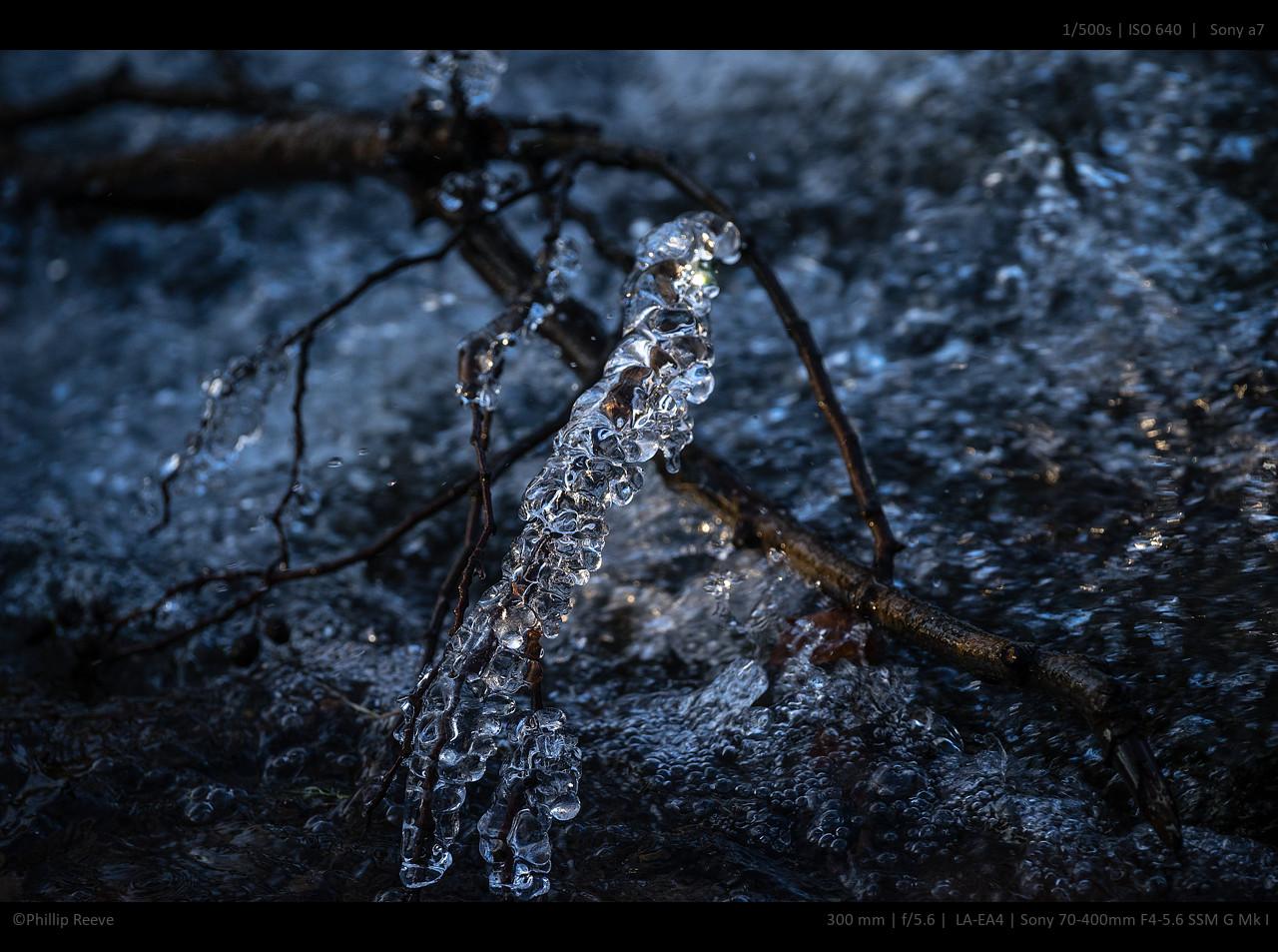 Eis im Licht I