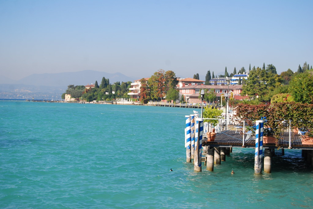 Sirmione lakeside