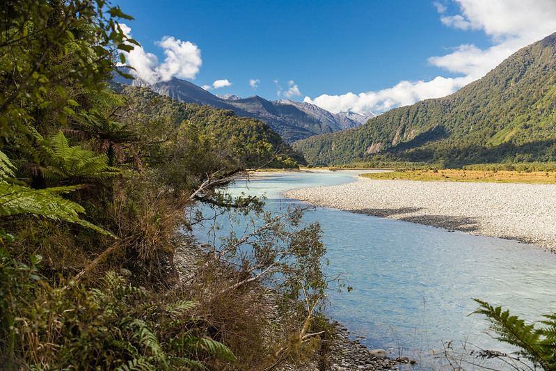Karangarua River