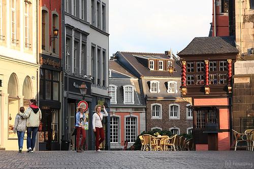 Snap in Aachen