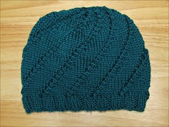 Teal No-Noro Hat