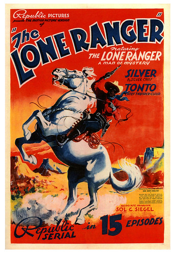 The Lone Ranger, A Man of Mystery by paul.malon