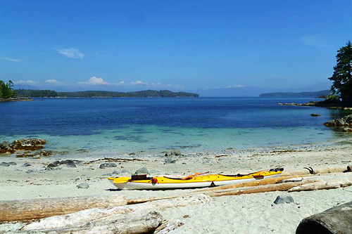 Sea Kayaking Around Vancouver Island Gulf Islands And