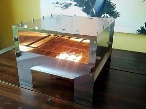 HERCules Oven stove Combo