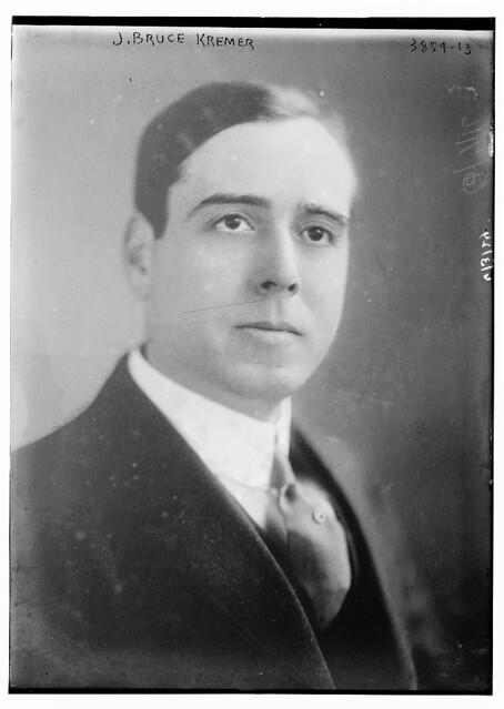 Header of j. bruce