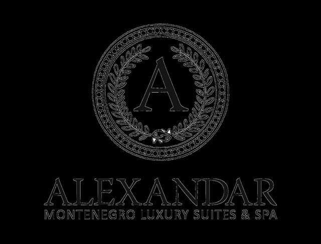 My logo for- Alexandar Montenegro Luxury Suites & Spa, Budva