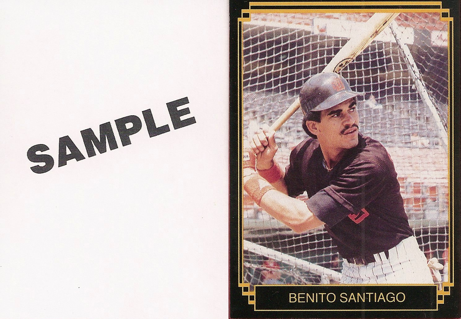 1988 Big League All-Star Sample