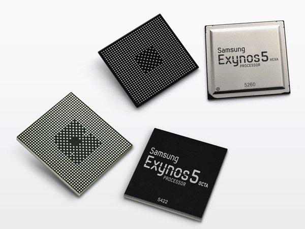 Exynos 5422 Octa и Exynos 5260 Hexa
