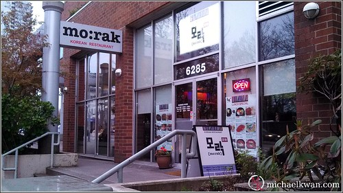 Morak Korean Fusion Restaurant, Burnaby