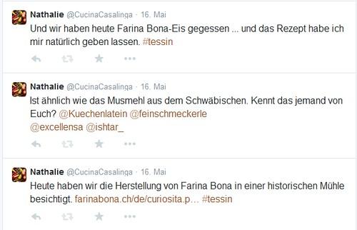 Farina bóna Tweet