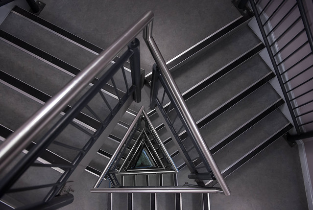 Matthew Soar - Stairs [Explored 6/5/14]