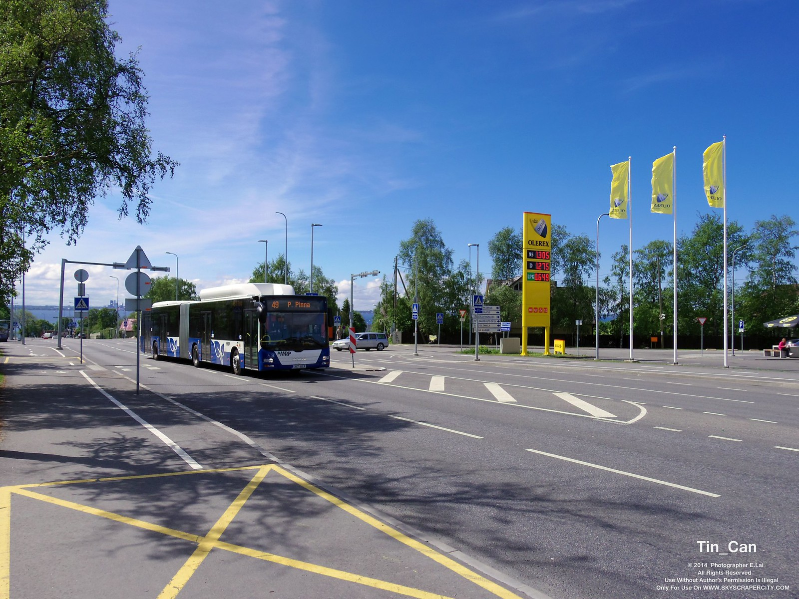 TALLINN | Public Transport - Page 2 - SkyscraperCity