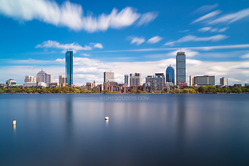 city longexposure blue cambridge light sky urban usa white motion building water boston skyline architecture clouds canon buildings river boats photography movement colorful day cityscape afternoon waterfront skyscrapers unitedstates cloudy vibrant massachusetts horizon charlesriver shoreline newengland sunny wideangle stormy bluesky calm shore daytime serene polarizer distance treeline buoys cambridgema waterway cityskyline bostonskyline greentrees urbanriver ndfilter downtownboston warmcolor charlesriveresplanade cloudmovement smoothwater stackedfilters extremeexposure backbayboston memorialdrivecambridge warmcoolcontrast prudentialtowerboston hancocktowerboston gregdubois gregduboisboston extremedaylongexposure