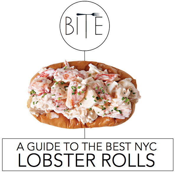 A Guide To The Best NYC Lobster Rolls