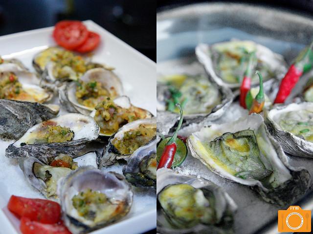 Luzviminda oysters