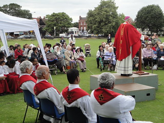 140629 - Feast of St Peter and St Paul - Mitcham
