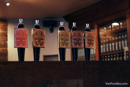 Prohibition Tasting Room