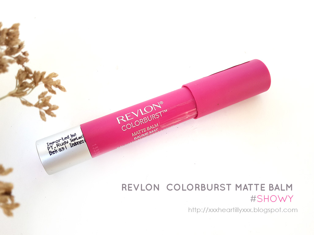 Revlon Colorburst Matte Balm Showy Giftsforsubs 220 Review Colorb 1024 X 768 Jpeg 132kb In