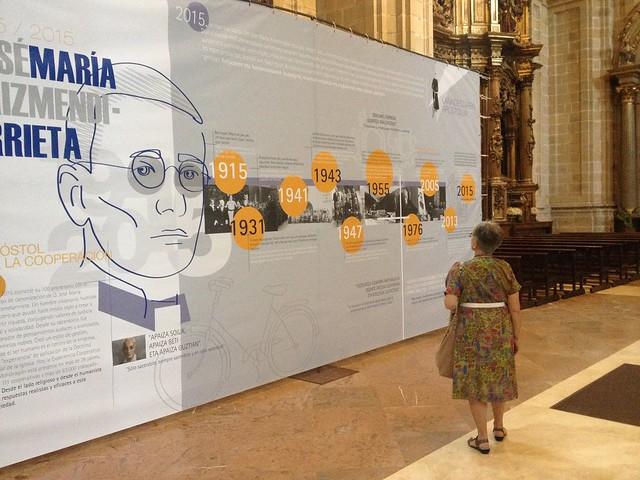 Exposición Arizmendiarrieta