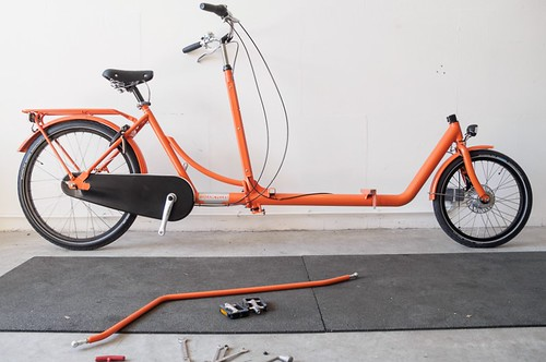 WorkCycles Kr8 bakfiets reassembly how-to 21