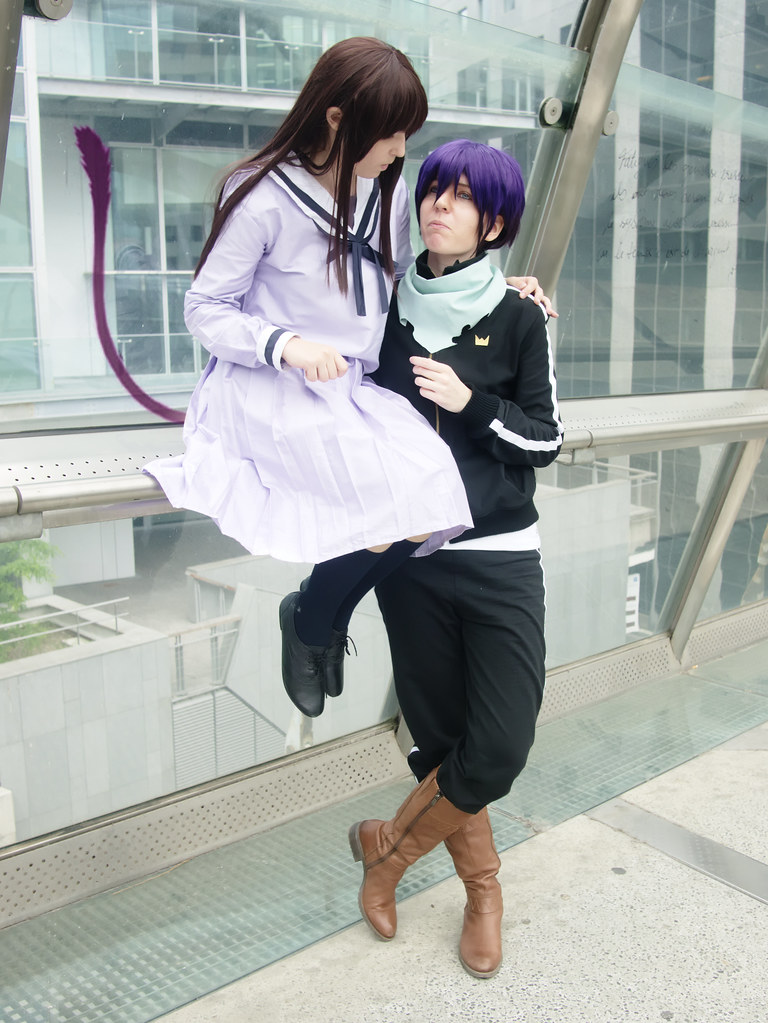 related image - Shooting La Défense - Noragami - 2014-06-01- P1860935