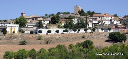 Jaén Sorihuela del Guadalimar - Vista General GPS 38.236814, -3.051281