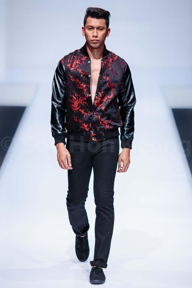 Tempatan Black Collection - Kuala Lumpur Fashion Week 2014 (KLFW2014)