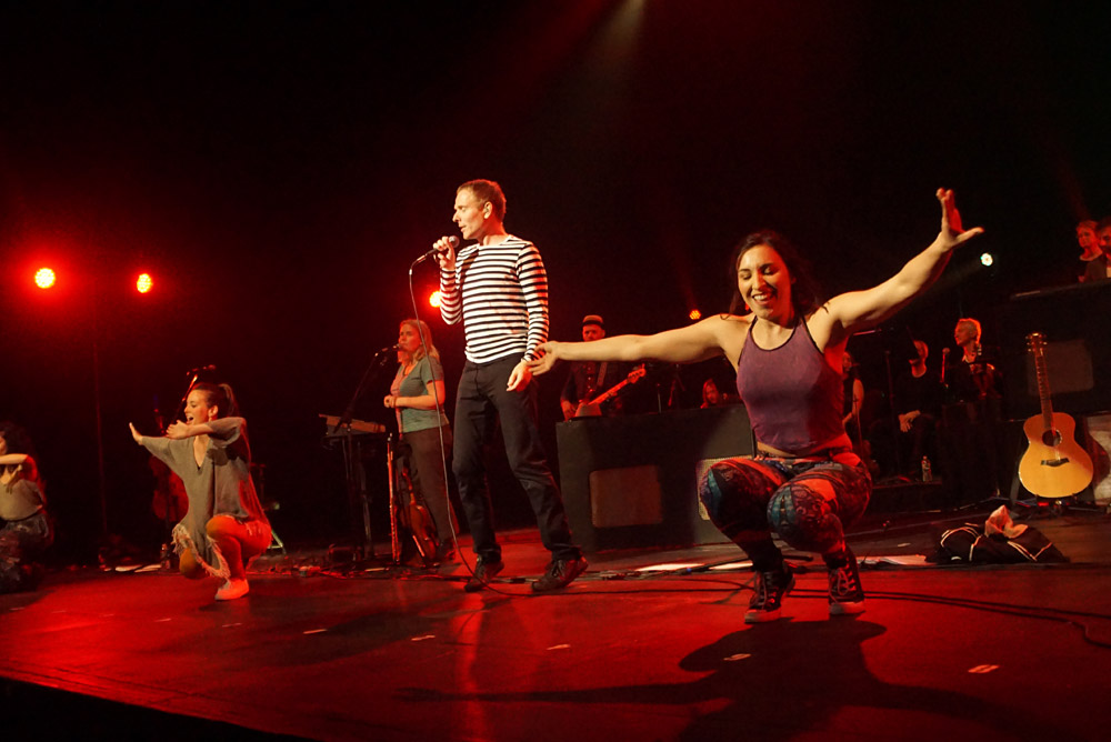 Belle and Sebastian @ New York, Radio City Music Hall