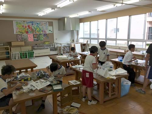 小学生ロボコン教室
