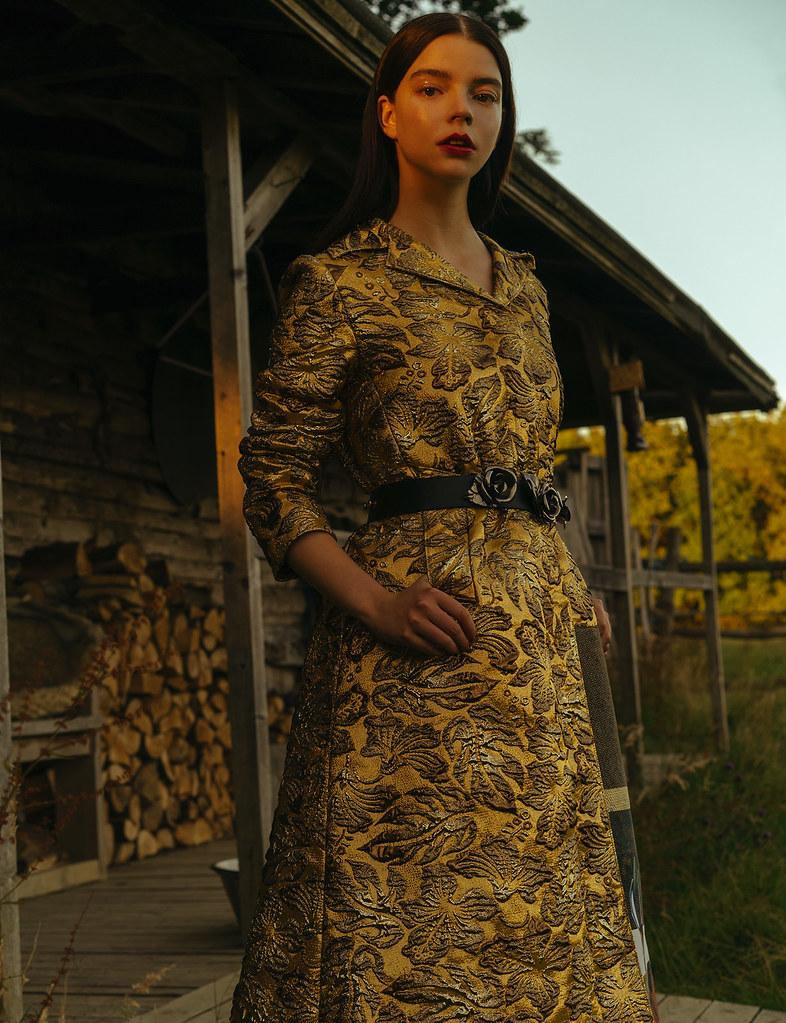 Аня Тейлор-Джой — Фотосессия для «Hunger» 2016 – 6