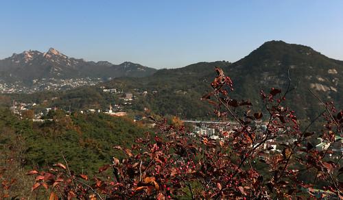 Inwangsan_Mountain bukhasan